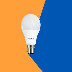 Orange ECO LED  Light Bulb